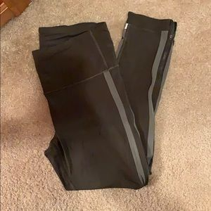 Lululemon 7/8 workout pants